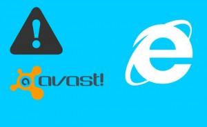 Incompabilità Avast 2014 con Internet Explorer