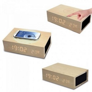Sveglia con altoparlante Bluetooth