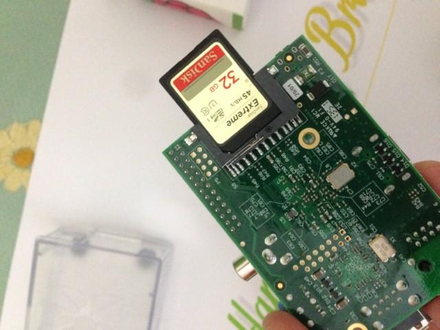 Raspberry PI - primi passi e setup