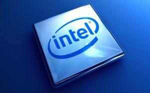 Logo Intel per la nuova generazione di CPU Haswell-E