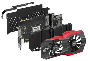 GPU Asus ROG Matrix GTX 780 Ti