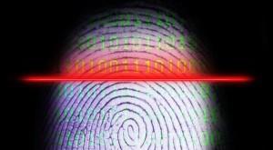 lettura di impronte digitali su samsung s5