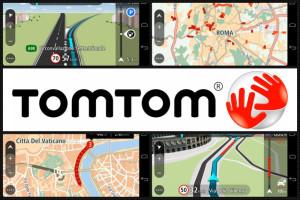 tom tom go l'app gratuita di navigazione