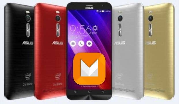 Asus Android 6 Marshmallow