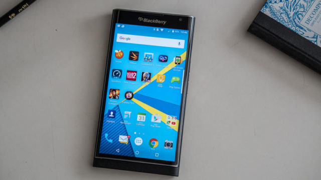 blackberry priv teardown