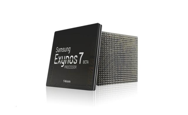 BlackBerry Exynos chipset