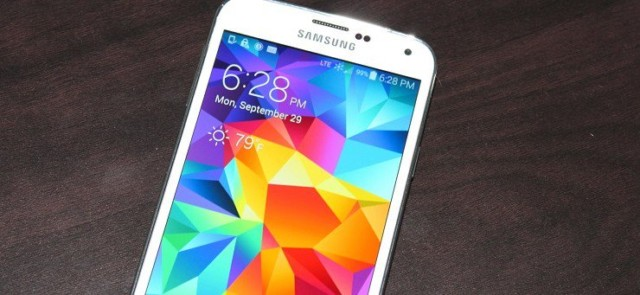 Galaxy S5 android marshmallow