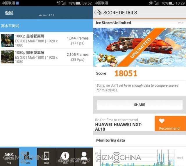 Huawei Mate 8 caratteristiche ufficiali