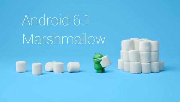 Android 6.1 Marshmallow: novità
