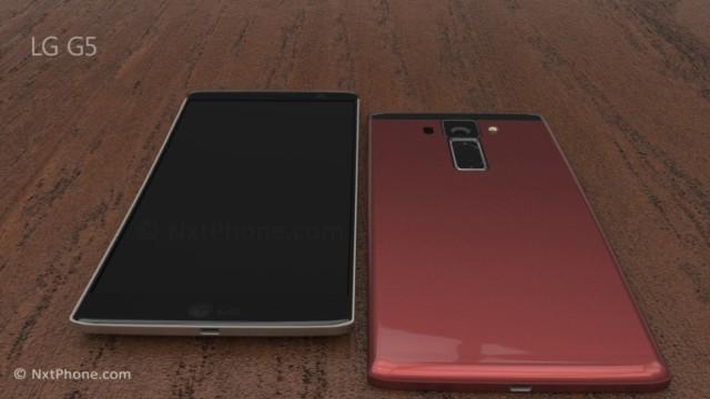 LG G5 successore di LG G5