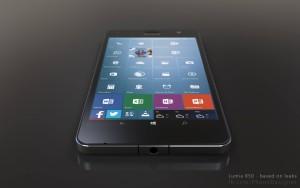 Microsoft Lumia 850 Windows 10