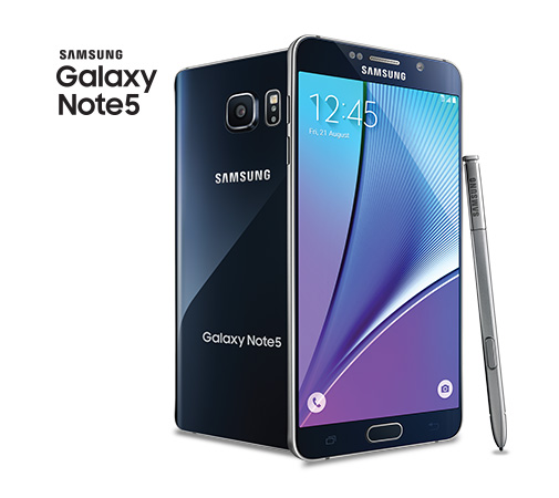 Samsung Galaxy Note 5 Italia