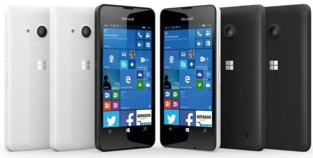 Lumia 550 recensione