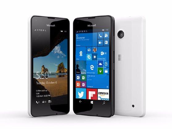 Microsoft Lumia 550: prezzo e caratteristiche