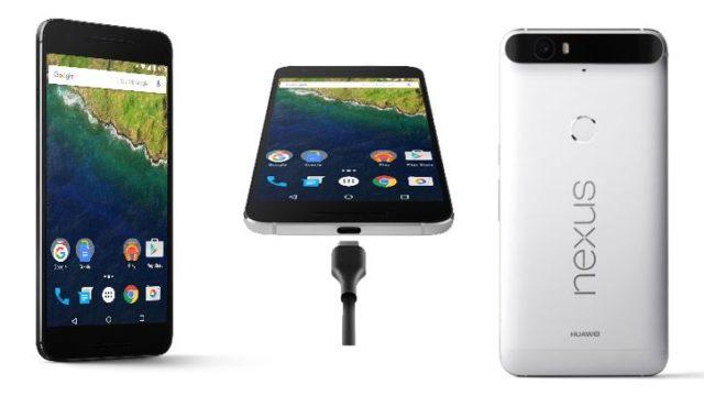 Nexus 6P recensione