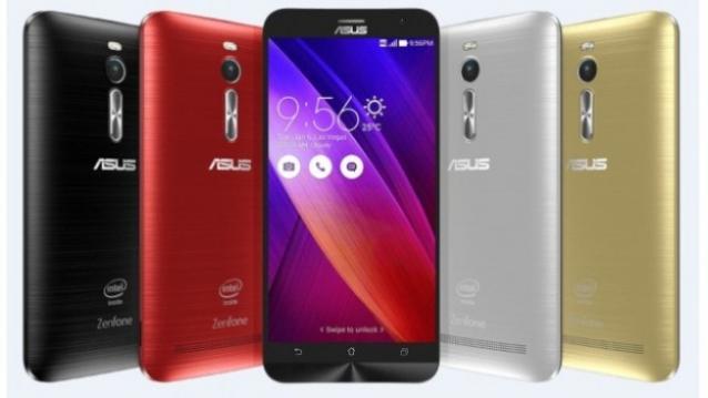 Asus Zenfone 2 aggiornamento