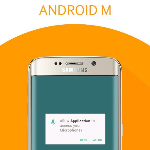 Android Marshmallow Samsung Galaxy