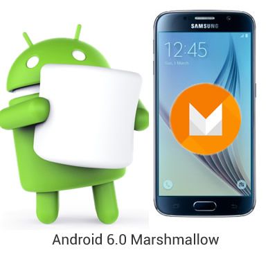 Galaxy S6 e S6 Edge Marshmallow