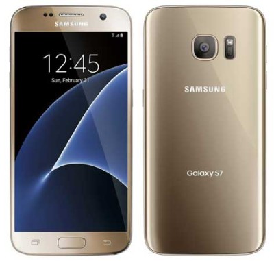 Galaxy S7 Immagine render