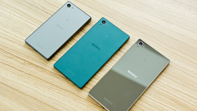 Sony Xperia Z5, Z3, Z4 Marshmallow