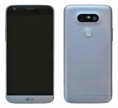 LG G5 immagine render
