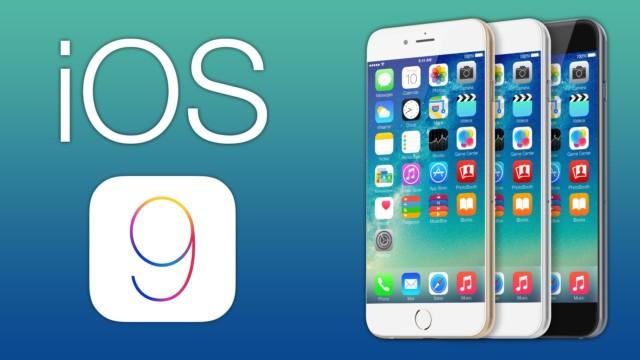 iOS 9 su iPhone, iPad, iPod tasso aggiornamento