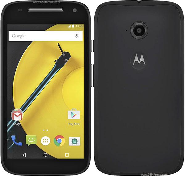 Motorola Moto E Marshmallow