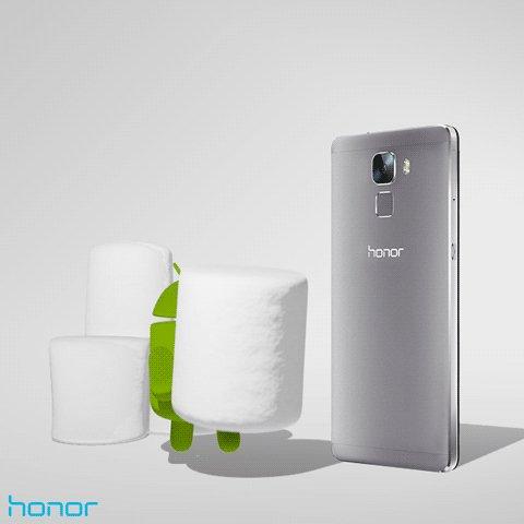 Huawei Honor 7 Marshmallow