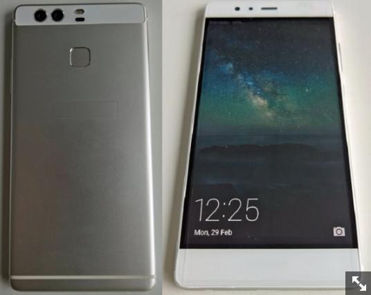 Huawei P9 Foto dal vivo