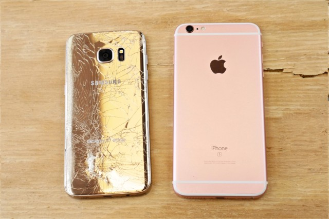 iPhone 6s Plus vs Galaxy S7 Edge Plus