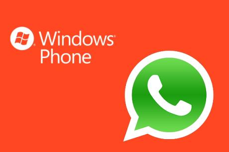 WhatsApp Windows Phoneaggiornato