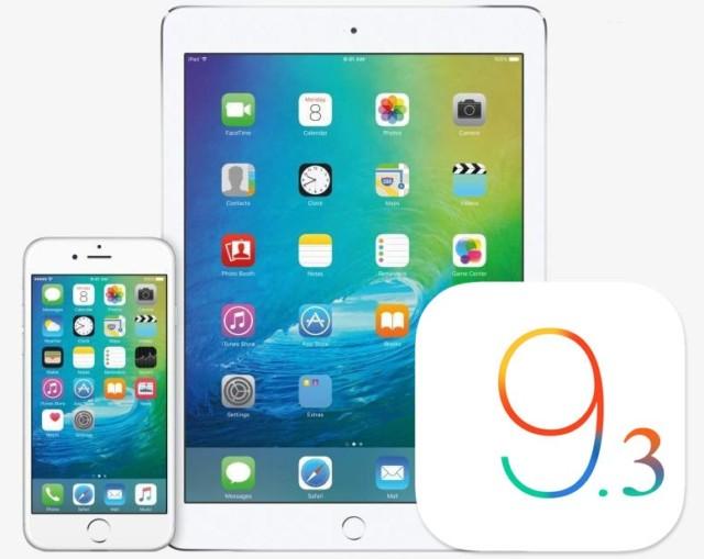 iOS 9.3 più stabile di Android Marshmallow