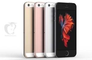 iPhone SE prototipo
