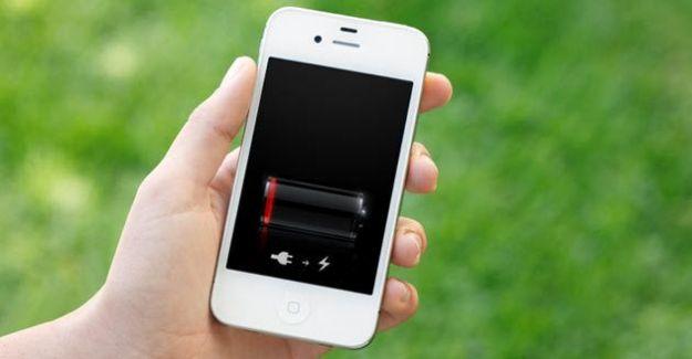 iPhone applicazioni e batteria