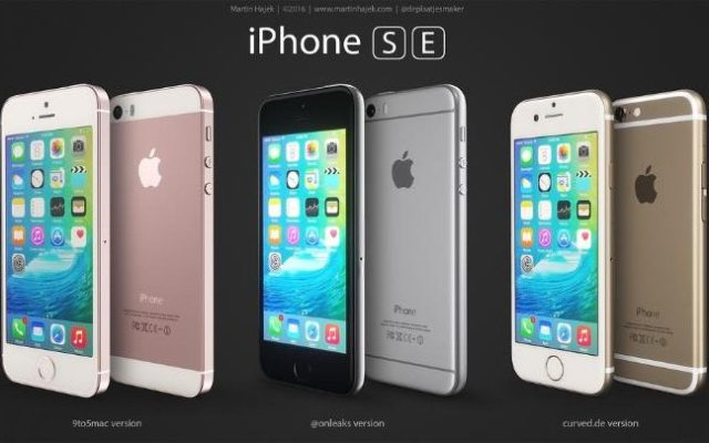 iPhone 5SE: rumors memoria