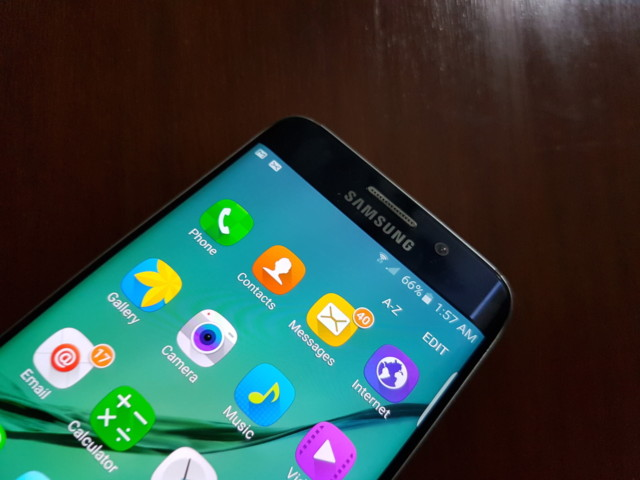 Galaxy Note 4, 3, Galaxy S5, S5 Neo: Samsung Browser Internet 4.0
