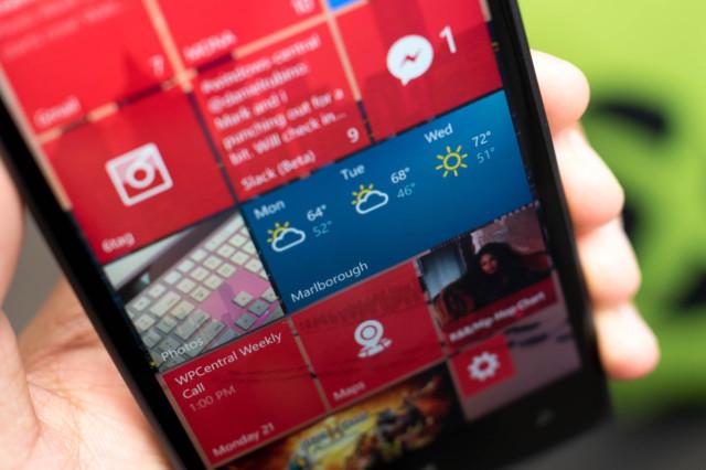Microsoft Lumia aggiornamento Windows 10