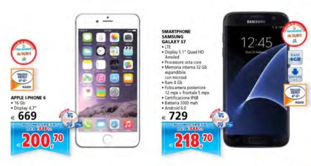 iphone 6 64gb prezzo scontato