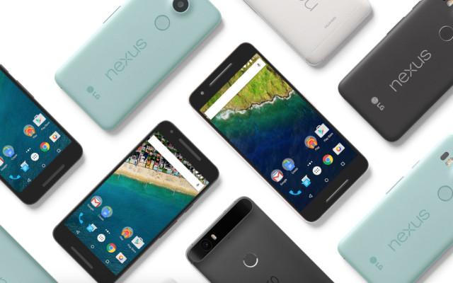 Nexus 5x, Nexus 6p: prezzo scontato