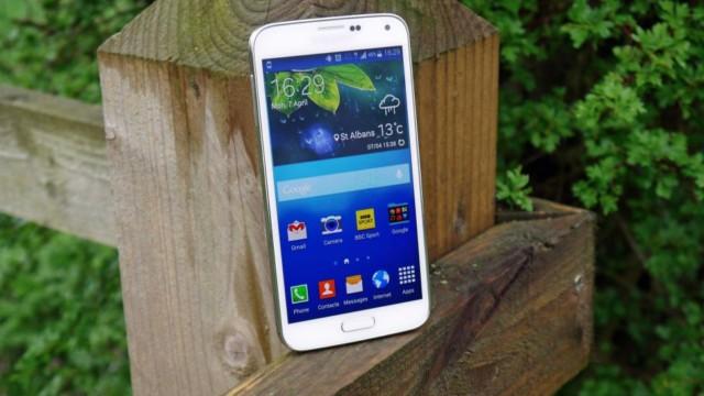 Galaxy S5 Marshmallow Italia