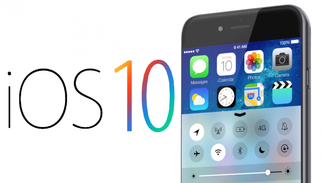 iOS 10 rumors