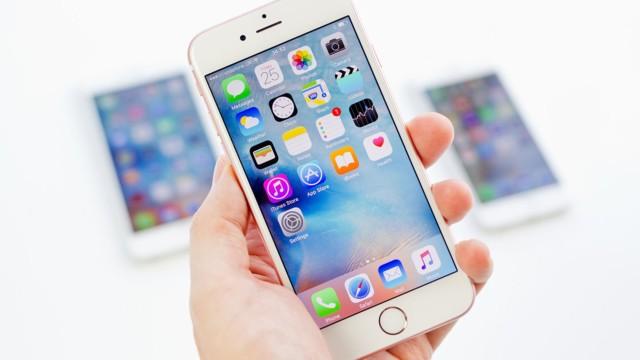 iPhone allerta truffa