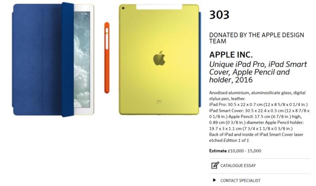 iPad Pro Apple Design Team