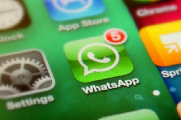 WhatsApp truffa iPhone