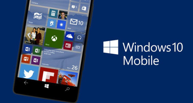 Windows 10 Mobile: aggiornamento beta