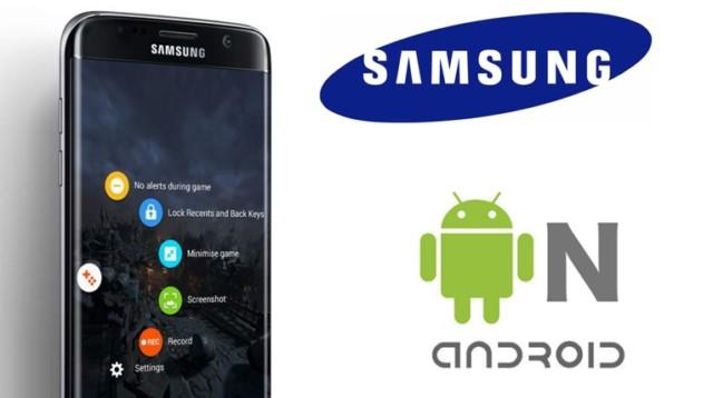 Samsung Galaxy S7, S6, Note 5 Andrtoid N