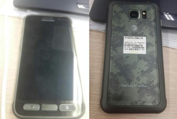 Samsung Galaxy S7 Active GFXBench