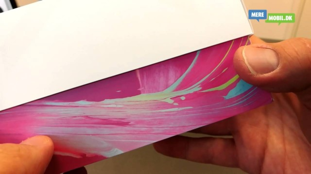 Sony Xperia X unboxing