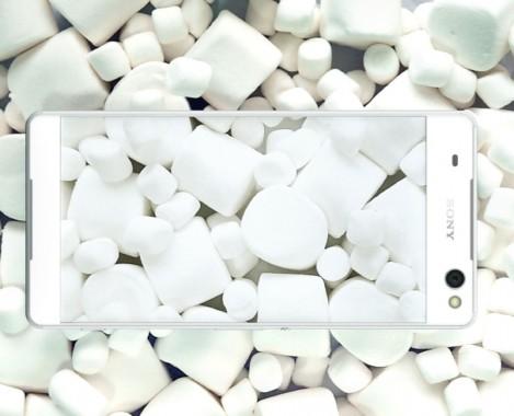 Sony Xperia Z2, Z3, Z3 Compact Marshmallow