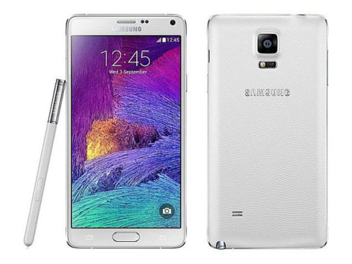 Galaxy Note 4 no brand Marshmallow